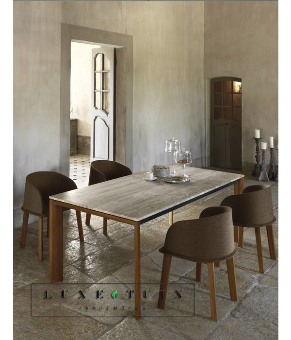 Talenti Talenti  Cleo Teak Dinning table