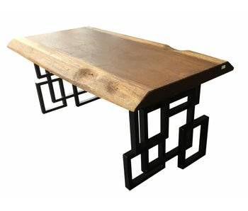 Boomstam tafel Iroko