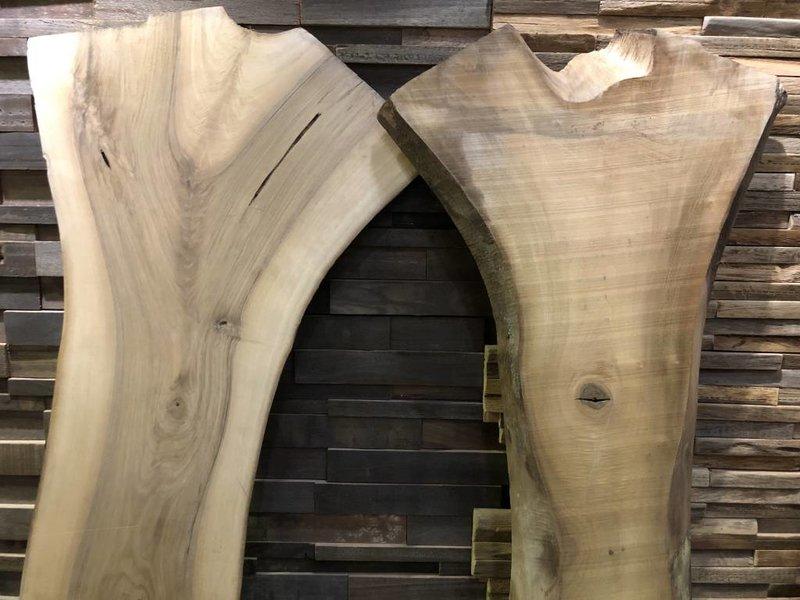 Walnoot plankje