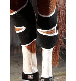 Premier Equine Magni-teque Magnet hock boot - pair