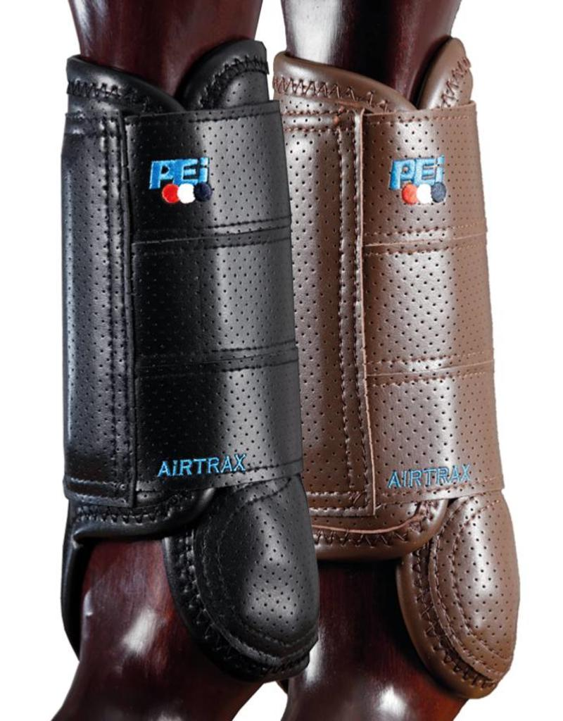Premier Equine AIRtrax eventing boots - front
