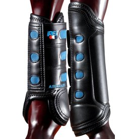 Premier Equine Air-Cooled BL1 eventing boots - front