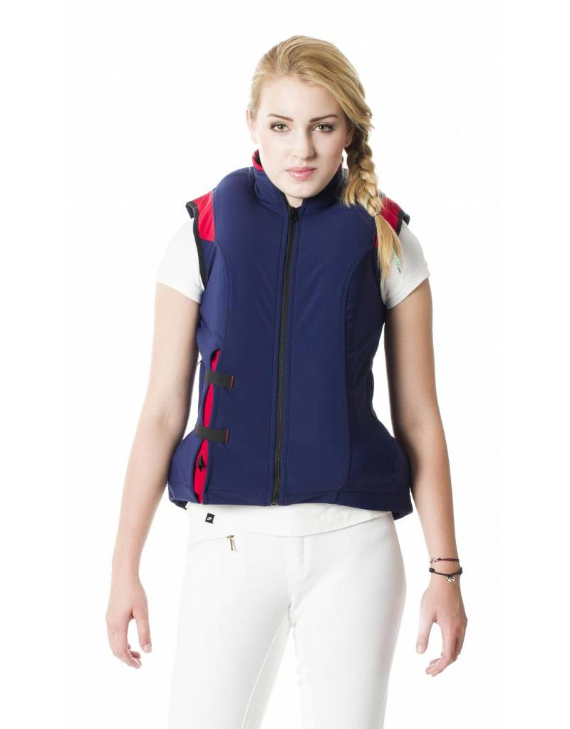 Helite Air Shell gilet - zip'in airbag
