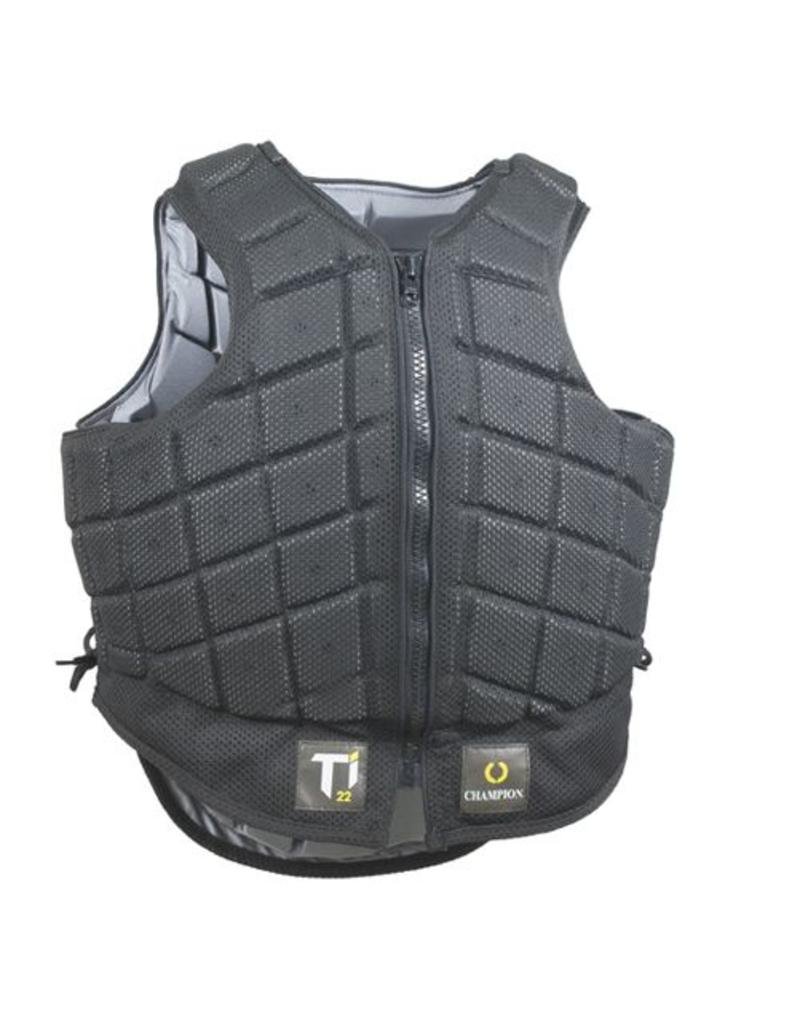 Champion Titanium Ti22 body protector