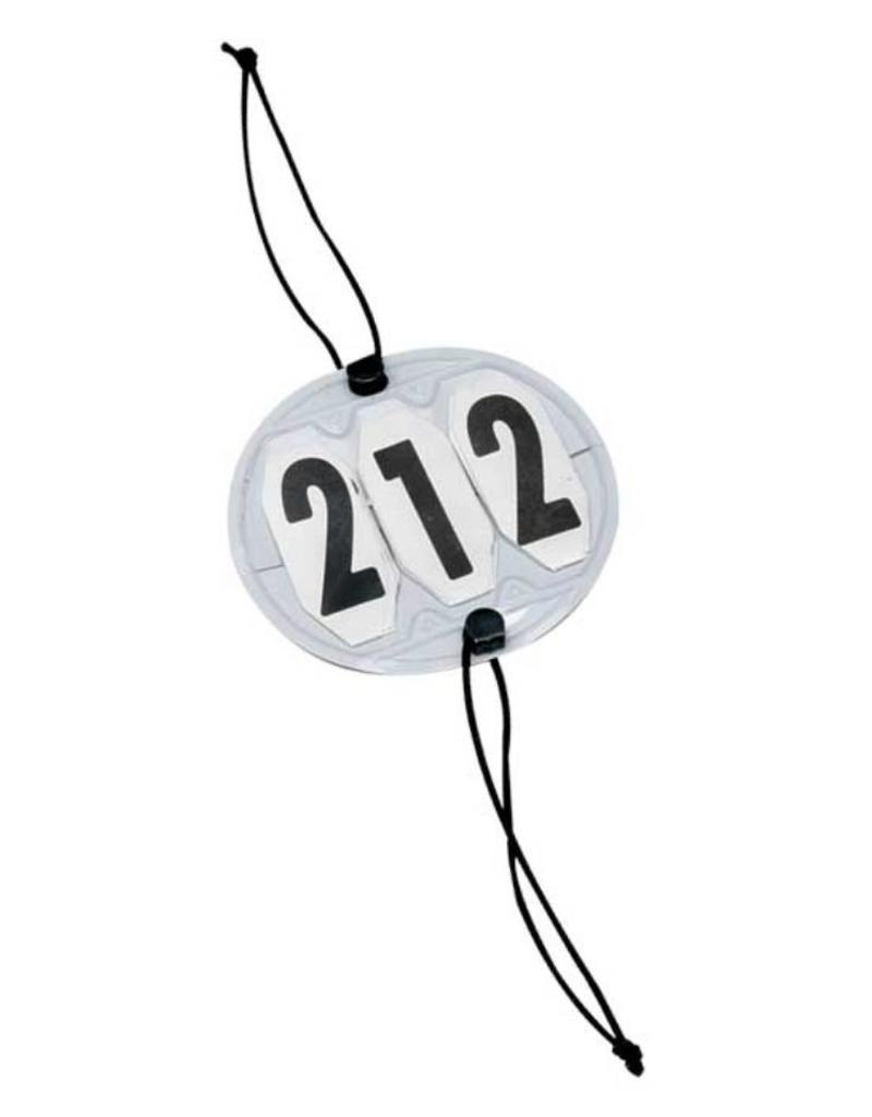 Zilco Kopnummers  - 3 cijfers