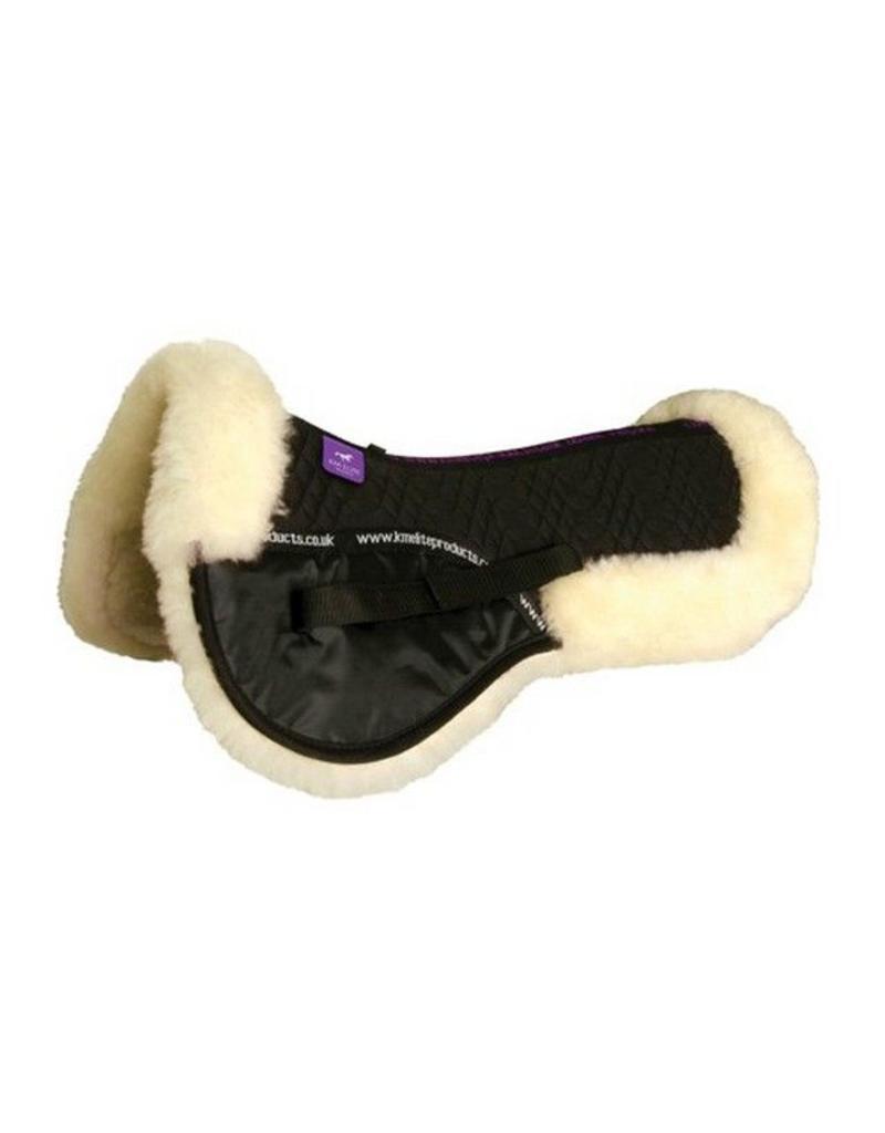 KM Elite Products Half pad lambswool