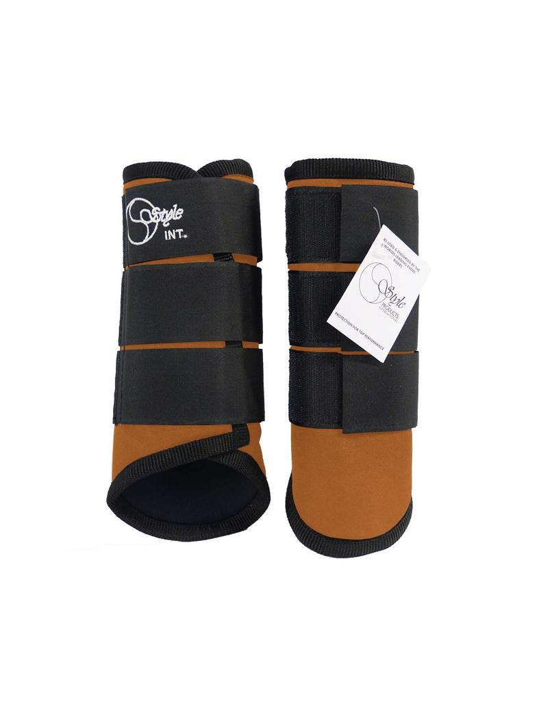Style Cross boots - front