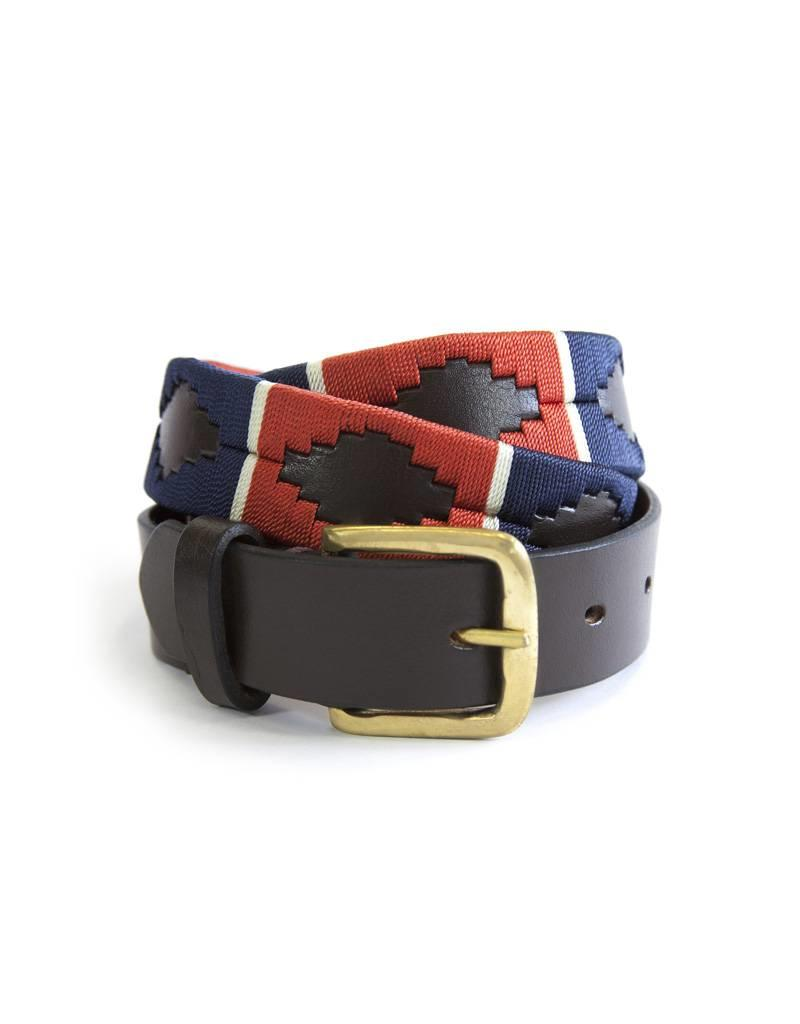 KM Elite Products Traditional polo belt