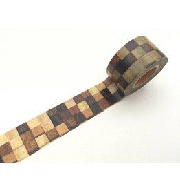 Maste Washi Tape Wooden Frame 20mm x 7m