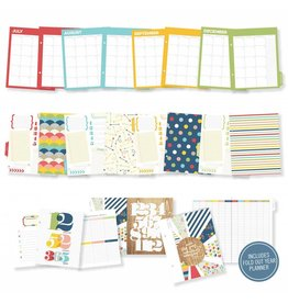 Simple Stories 27x Monthly Dividers Life Documented