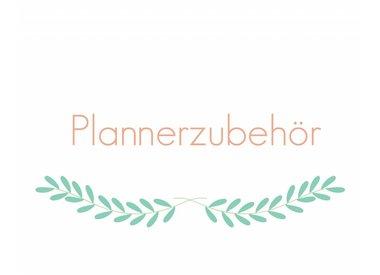 Plannerzubehör