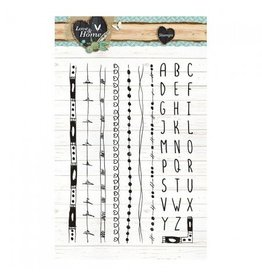 Studiolight Clear Stamps Sets   Love & Home 127