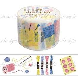 Aimez le style Aimez le style Washi Tape Tricot
