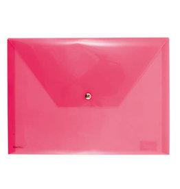 Paper Poetry DIN A4 Dokumententasche Pink