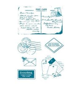 Paper Poetry Silikonstempel Set Post