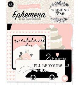Echo Park Echo Park Wedding Bliss Ephemera