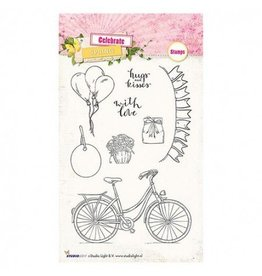 Studiolight Silikonstempel Set Celebrate Spring