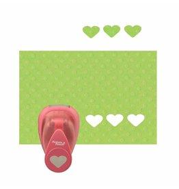 Motivstanzer Herz  klein 1,5cm