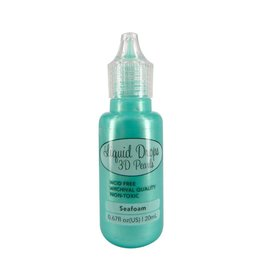 Ultimate Crafts Ultimate Crafts Liquid Drops 3D Pearls Seafoam
