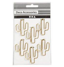 Kaktus Paper Clips