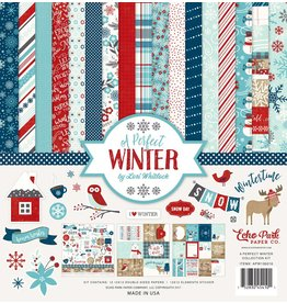 Echo Park A Perfect Winter 12x12 Collection Kit  Echo Park