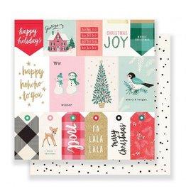 """Falala greetings Cardstock Bogen 12x12"""""""