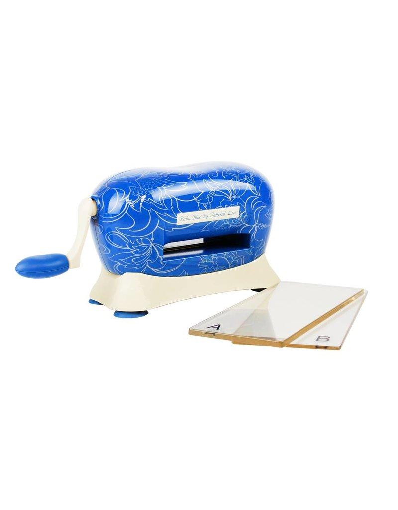 Baby Blue  Die Cutting- Embossing Machine