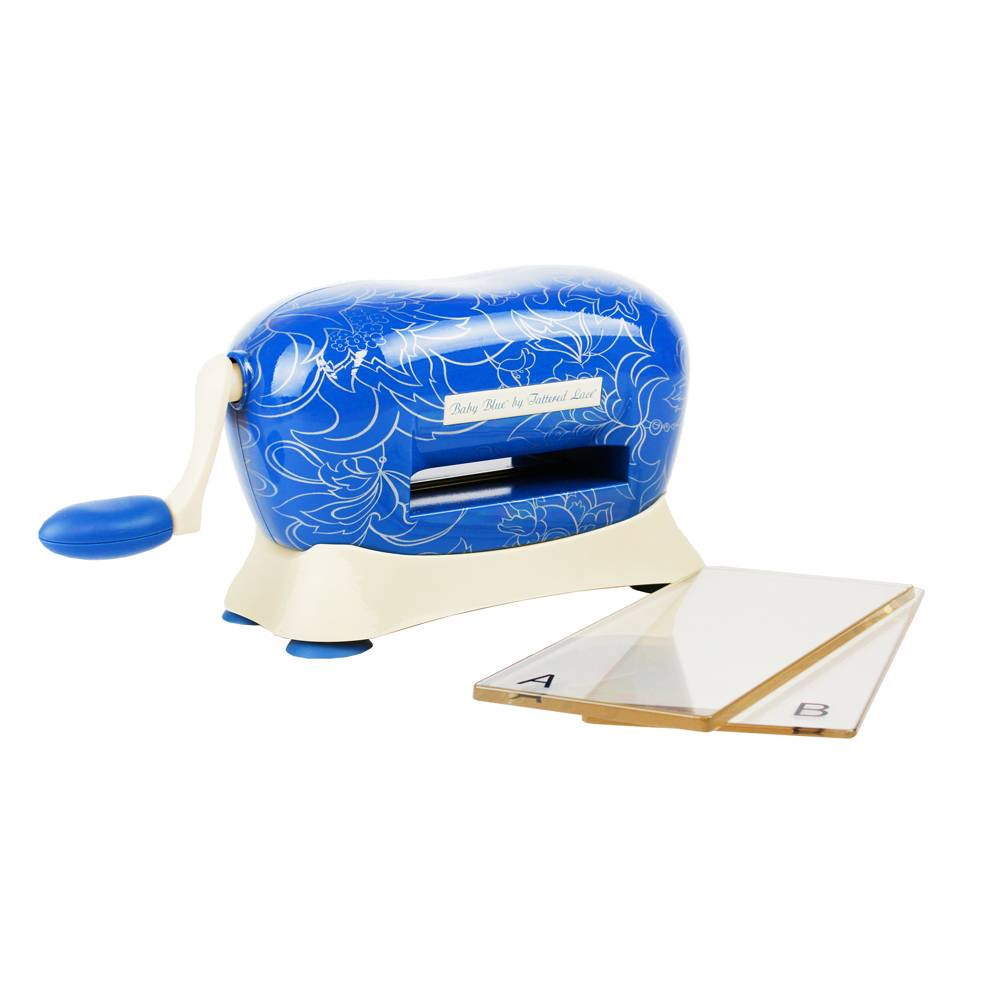 Baby Blue  Die Cutting- Embossing Machine