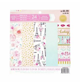 Craft Smith Craft Smith Ooh La La Paper Pad 6x6