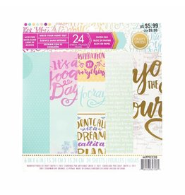 Craft Smith Craft Smith Write Your Heart Out Paper Pad 6x6