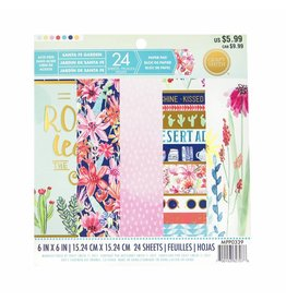Craft Smith Craft Smith Santa Fe Garden Paper Pad 6x6