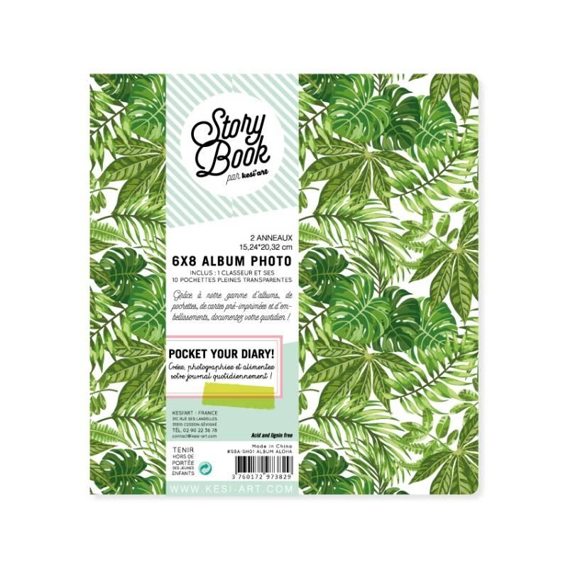 """kesi`art 6x8"""" Album - aloha von kesi'art"""