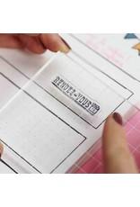 kesi`art Clear Stamps Set ASAP