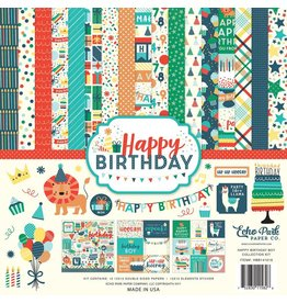 Echo Park Happy Birthday Boy 12x12 Collection Kit Echo Park