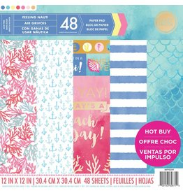Craft Smith Craft Smith Feeling Nauti Paper Pad 12x12