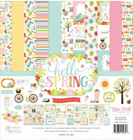 Echo Park hello Spring 12x12 Collection Kit