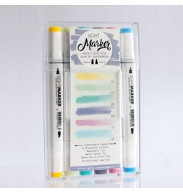 Studiolight Studiolight Watercolour Light Marker Pastel