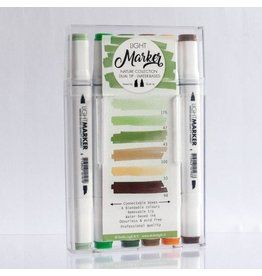 Studiolight Watercolour Marker Nature