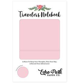 Echo Park Echo Park - Travelers Notebook - Rosa