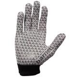 FLGL-02 gants de football américain de coureur , RE,DB,RB, Gris