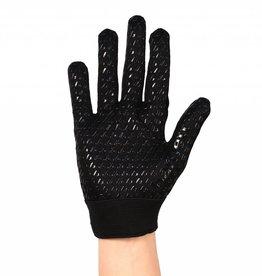 FLGL-02 gants de football américain de coureur , RE,DB,RB, Noir