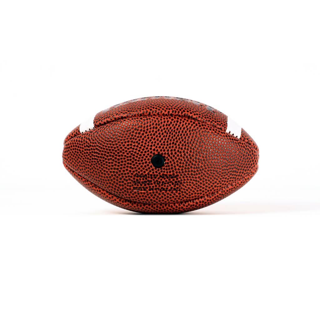barnett AVL-1 ballon de football américain pvc polyuréthane, mini, marron