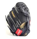 JL-120 gant de baseball initiation PU outfield 12', noir