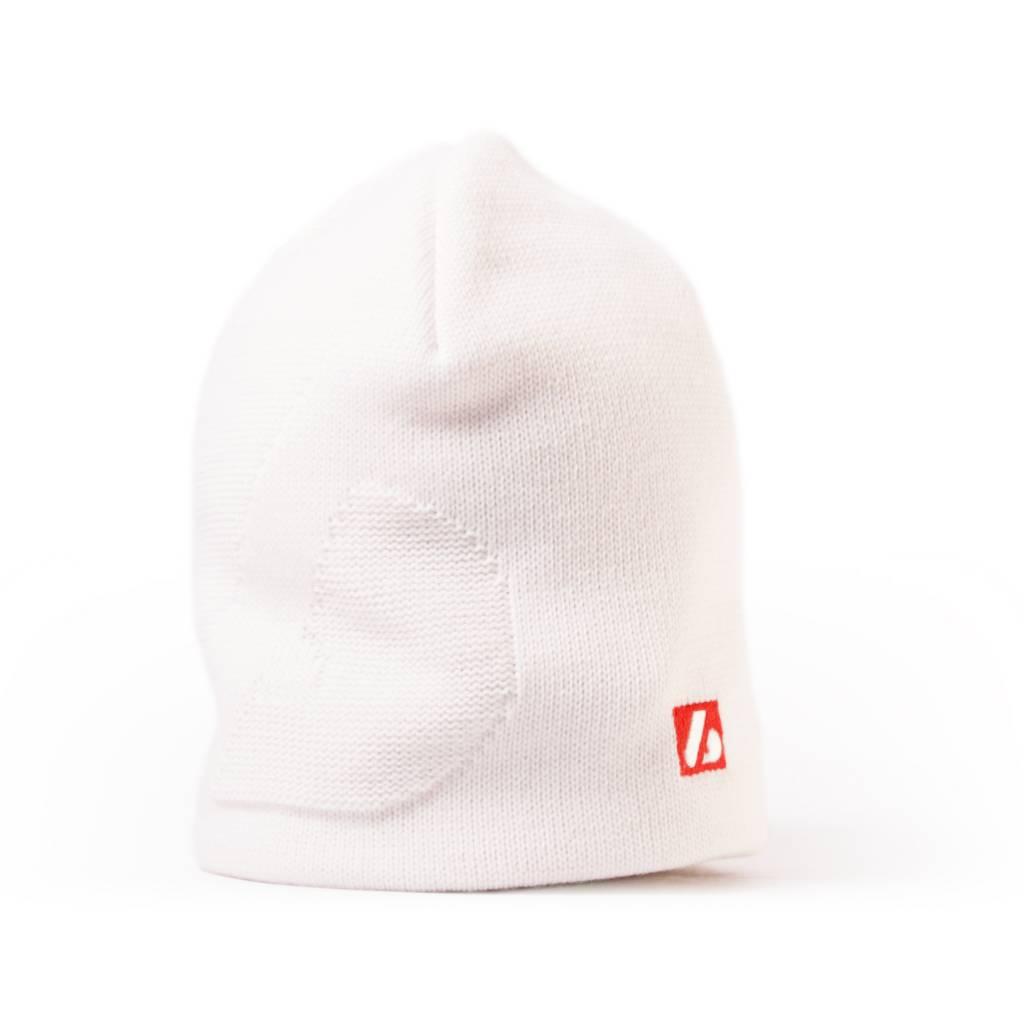STEFAN bonnet blanc