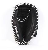 """GL-201 gant de baseball cuir de catch pour adulte 34"""", noir"""