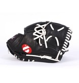 GL-125 gant de baseball de compétition cuir 12.5'', noir