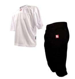 barnett FKT-02 Kit textile de football américain entraînement (FJ-2 + FP-2 + 2x CMS-01)