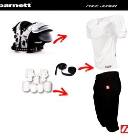 barnett Pack Junior Football Américain