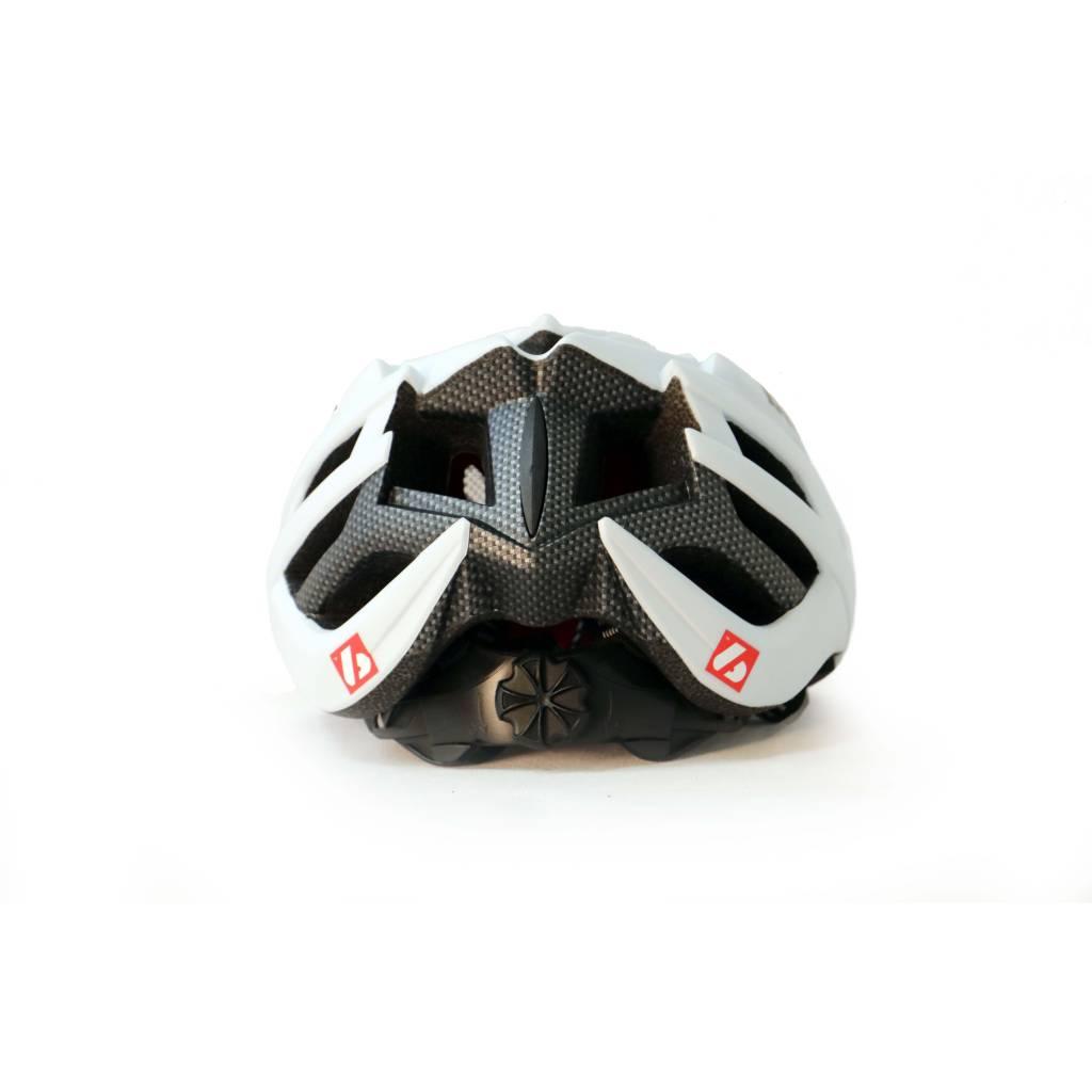 barnett B3-27A Casque de vélo et de ski roues BLANC