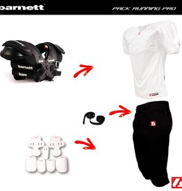 barnett Pack Football Américain Running Back PRO